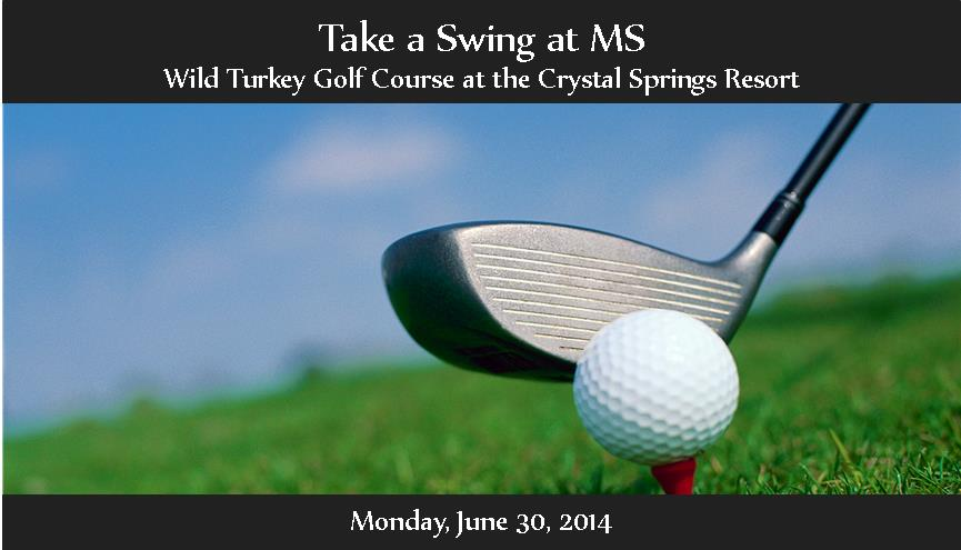 Take a Swing at MS - Golf Outing